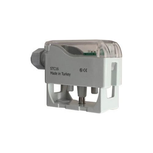 سری STC سنسور دما نوع گیره / فرستنده