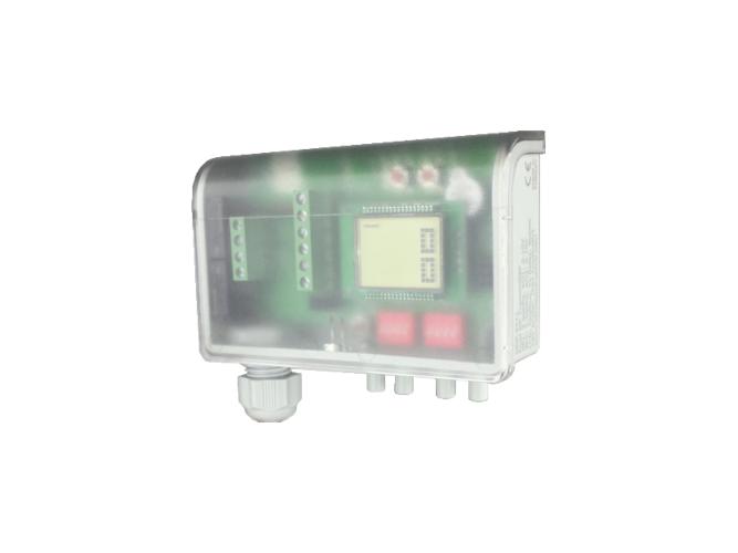 فرستنده DP سری DPD، سنسور دوگانه، IP54